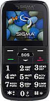 Sigma mobile Comfort 50 Slim 2 black UA
