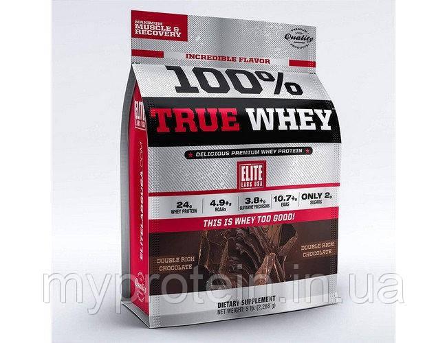 ELITE LabsПротеины100% True Whey2,26 kg