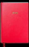 Ежедневник датированный buromax bm.2129-05 красный 2020 год strong a5 на 336 страниц