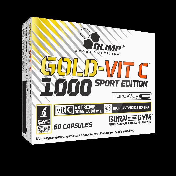 OLIMPВитамины и минералыGold-Vit C 1000 Sport Edition60 caps