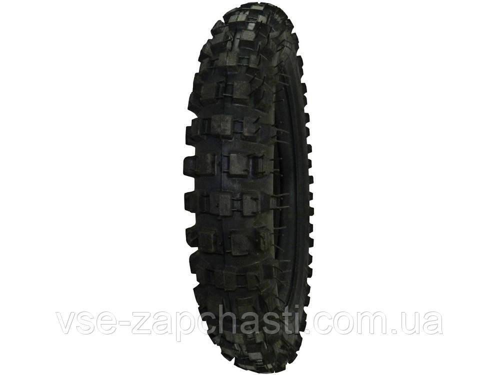 Покрышка (шина) 3.75-18 ПЕТРОШИНА Л-229 (TT) шиповка кроссовая, покрышка с камерой