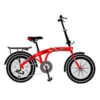 20` Велосипед SPARK FUZE, рама - Сталь, фото 1