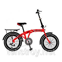 20` Велосипед SPARK FUZE, рама - Сталь
