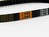 Ремень вариатора 730-18 SPI/TVR (тайвань), фото 2