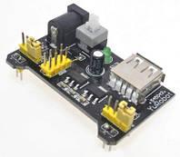 Модуль питания макетных плат MB102 3.3/5В