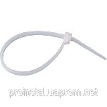 Стяжки нейлон 9х650mm Белые