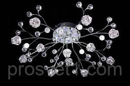 Люстра галогенная X 9005/13 CR+LED Z-LIGHT