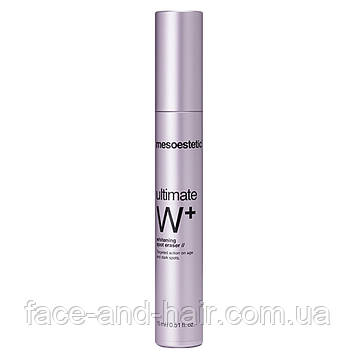Осветляющий корректор Mesoestetic Ultimate W+ Whitening spot eraser