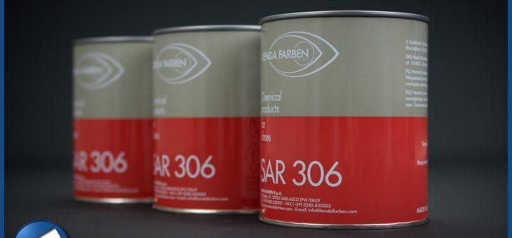Клей дисмакол SAR 306 черный