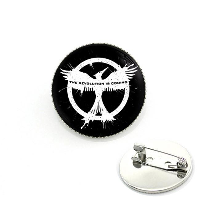 Значок Голодные игры / The Hunger Games