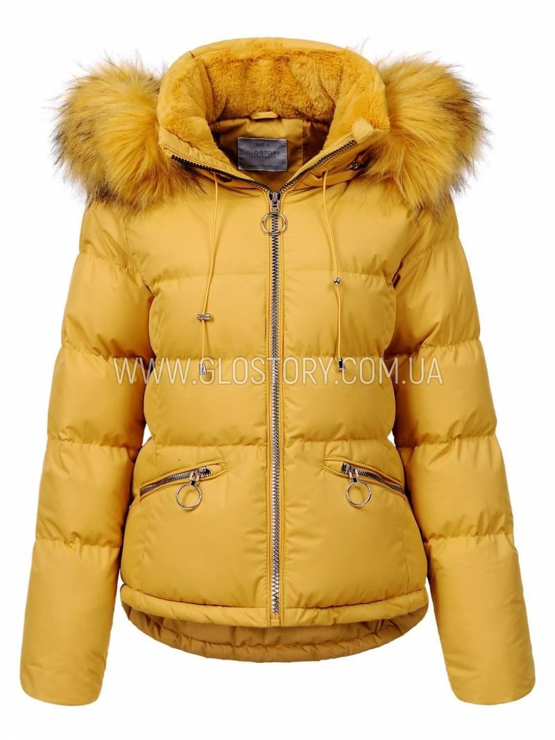 Женская зимняя куртка, Glo-story