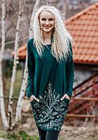 Платье для дома KEY LHD-802 B19, Польша