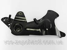 Кронштейн крепления 2-го амортизатора 12/13 колесо GY6-125/150cc (дисковый тормоз) №2