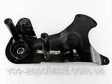Кронштейн крепления 2-го амортизатора 12/13 колесо GY6-125/150cc (под разборной глушитель) №2