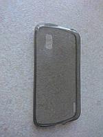 Силиконовый чехол для LG Nexus 4 E960