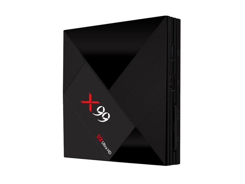 X99 MAX 4/64 | RK3399 | Smart TV Box | Гиропульт с микрофоном! | Смарт ТВ Приставка (+ налаштування)