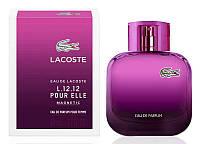 🎁Женские - Lacoste Eau de Lacoste L.12.12 Pour Elle Magnetic 80 ml реплика | духи, парфюм, парфюмерия интернет магазин, женские духи, духи отзывы,