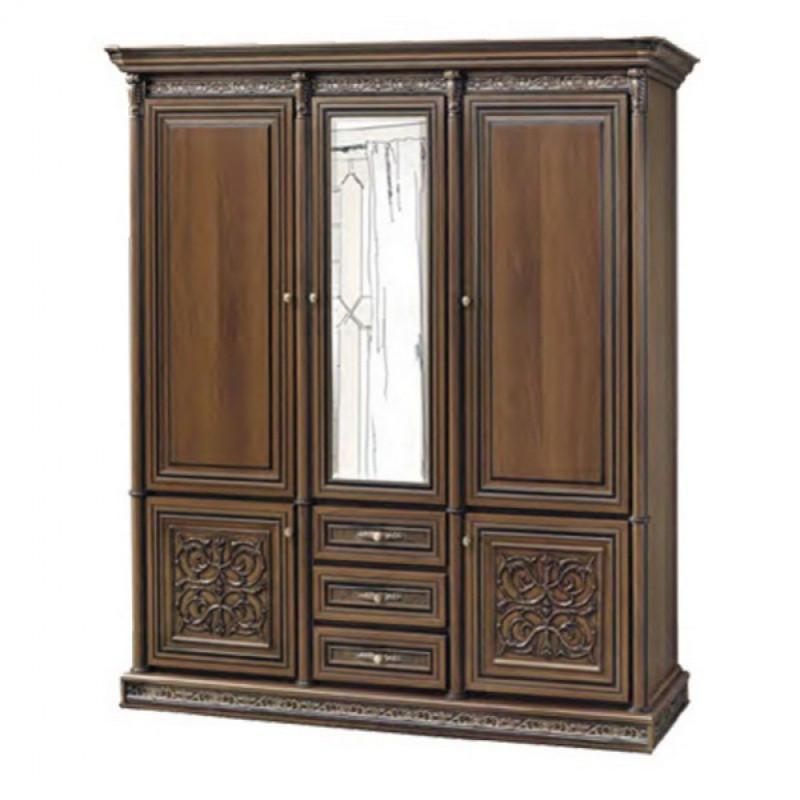 Шкаф 3Д Тоскана Скай