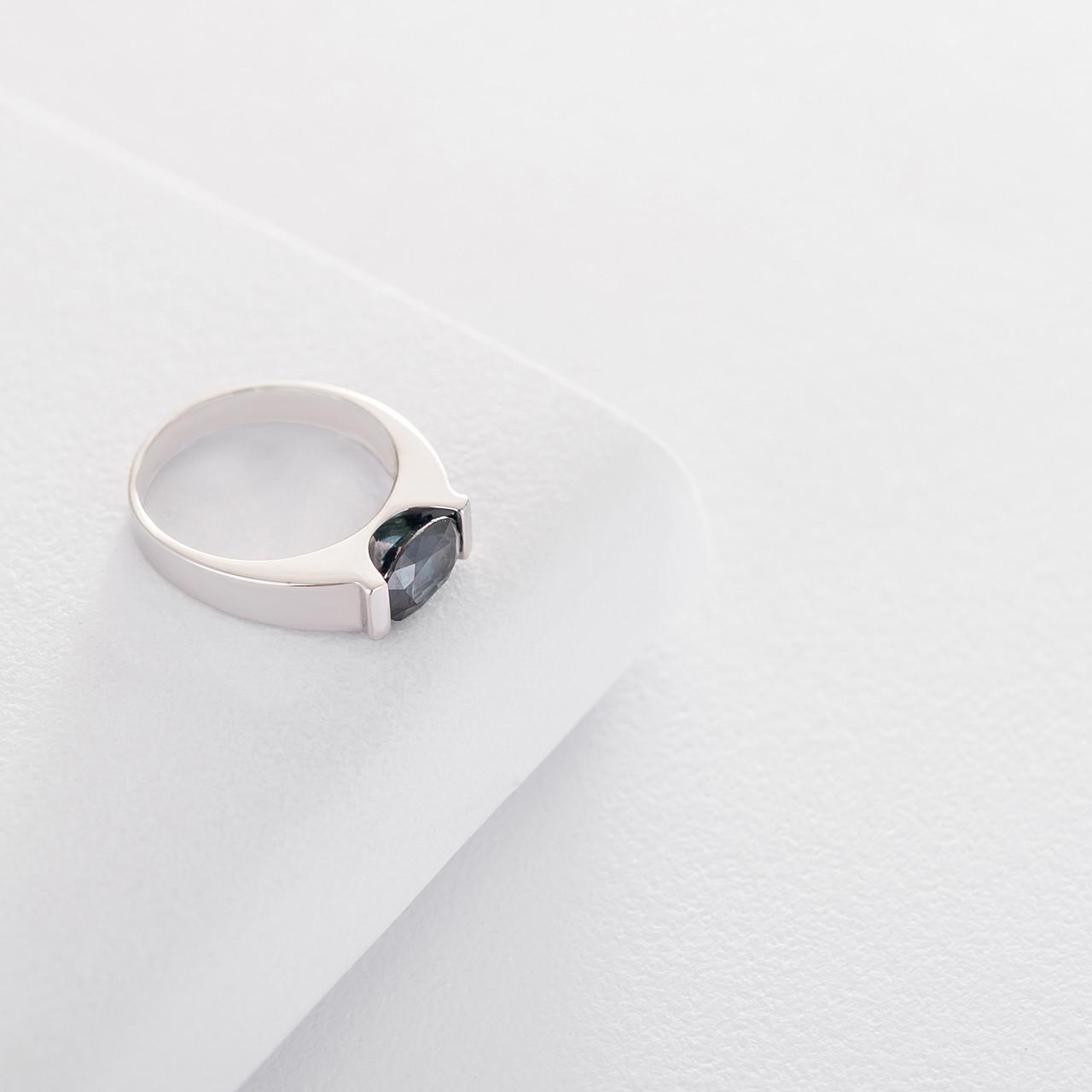 Золотое кольцо с сапфиром гк02-0441.0.2120