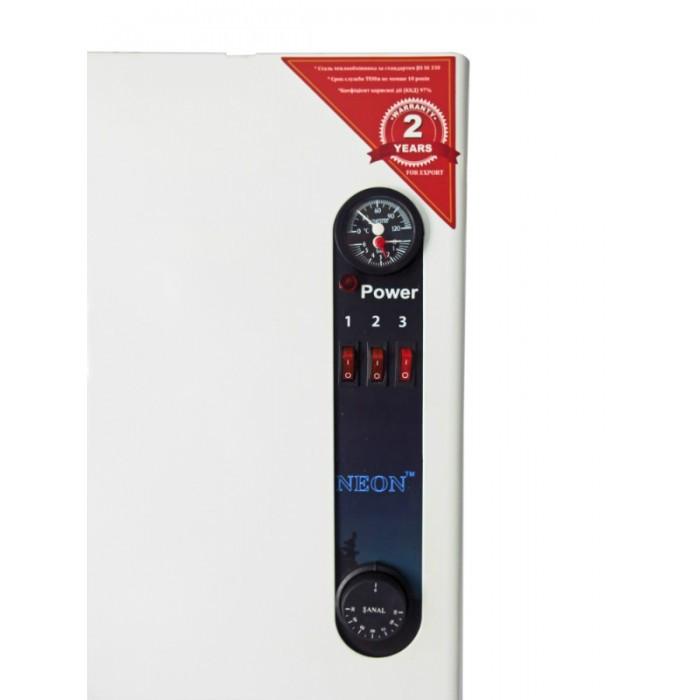 Электрокотел NEON PRO 9 кВт магн. пускатель (насос, бак, 220В)