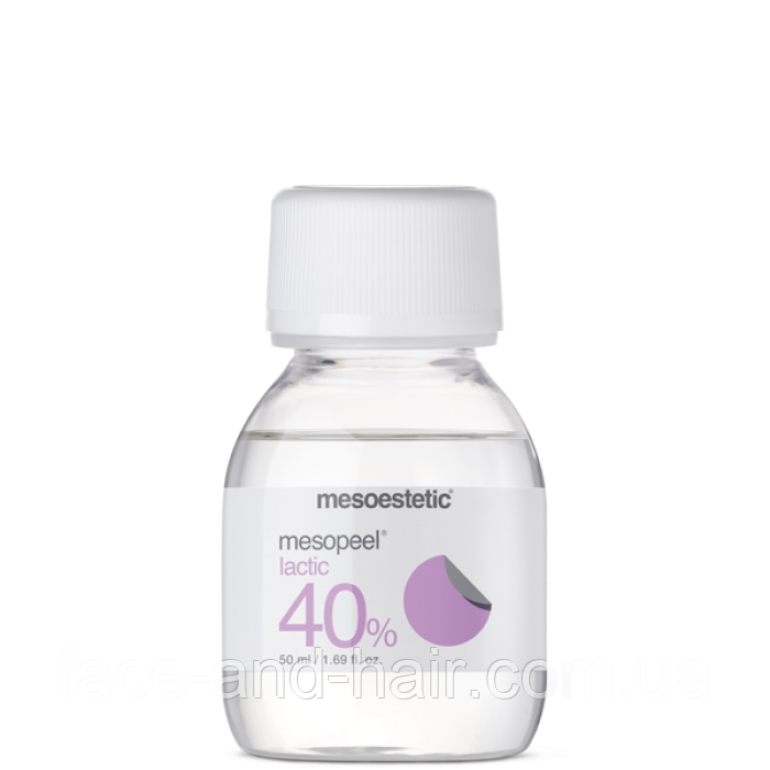 Молочный пилинг Mesoestetic Mesopeel Lactic Peel AL 40%