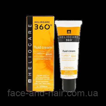 Солнцезащитный крем-флюид для всех типов кожи Cantabria Heliocare 360 Fluid Cream SPF 50+, 50 мл