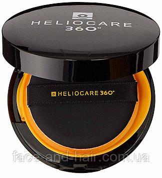 Солнцезащитная компактная пудра бежевая Cantabria Heliocare 360 Color Cushion Compact SPF 50+ Beige