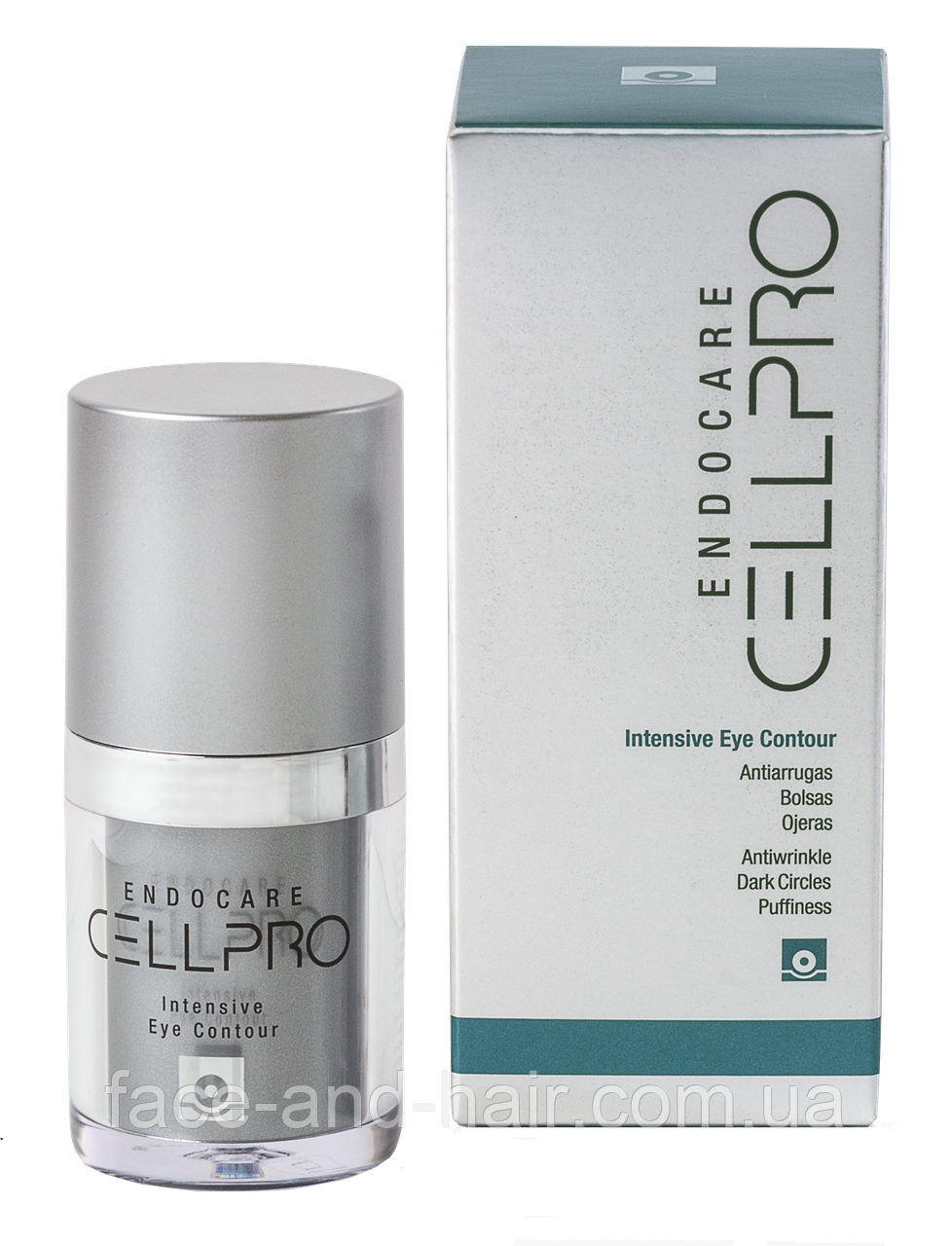 Интенсивный омолаживающий крем-контур для глаз и губ Cantabria Endocare CellPro Intensive Eye Contour 15 мл