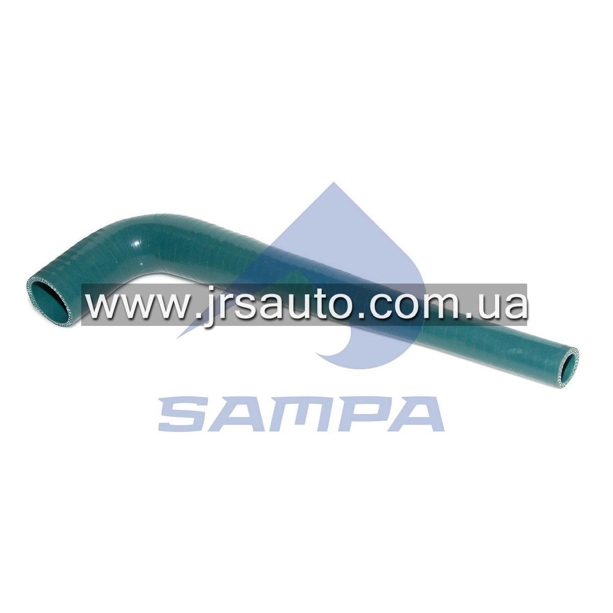 Колено шланга масляного радиатора (19/40х375/95) VOLVO \8155665 \ 031.115