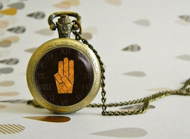 Карманные часы Голодные игры / The Hunger Games