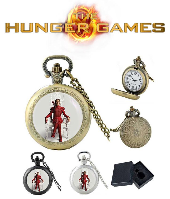 Карманные часы Китнисс Голодные игры / The Hunger Games