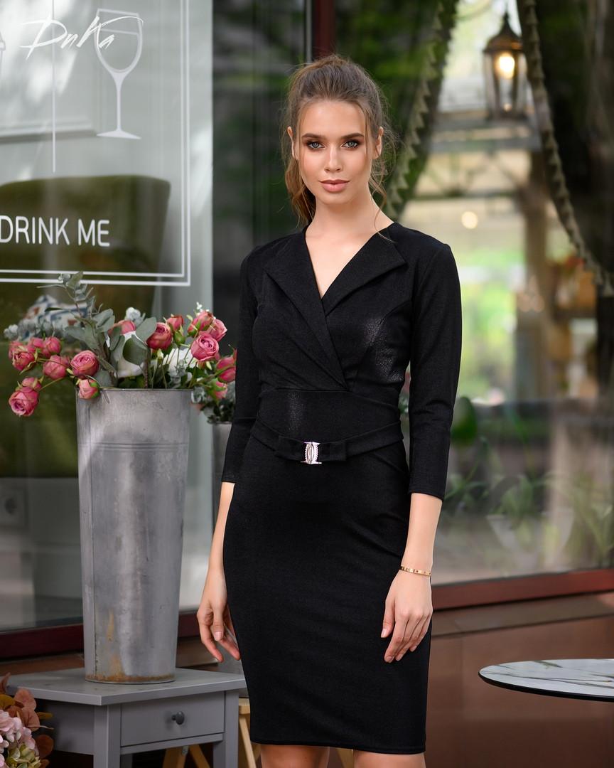 Женское модное платье  ДГд41262