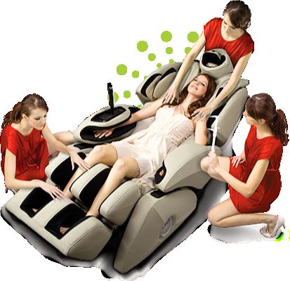 Оборудование для массажа