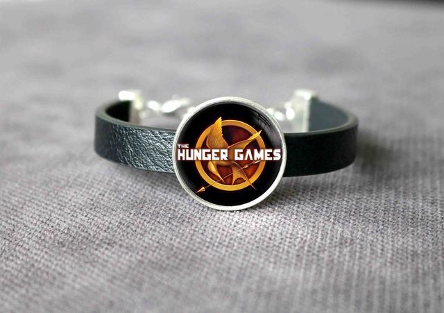 Браслет Голодные игры / The Hunger Games