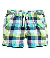 Летние шорты для мальчика H&M. 12-18 месяцев