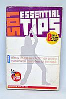 """Журнал на английском языке: """"501 essential tips"""". Основные советы игры на гитаре"""