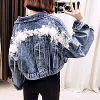 Куртка джинсовая, фото 1