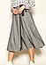 Женская юбка на запах Caty Zaps, кэмел, фото 3