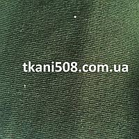Ткань 3-х нитка (футер) (на флисе) ХАКИ