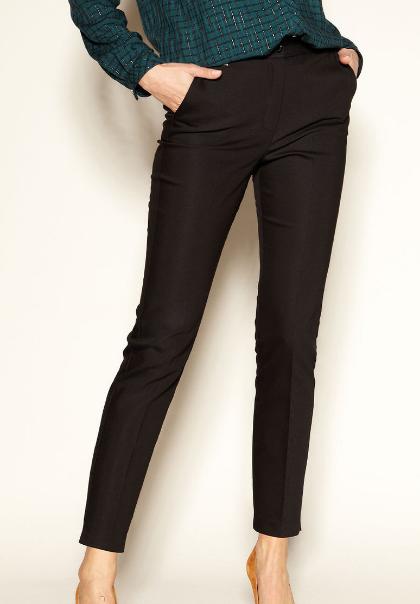 Классические зауженные брюки Lotty Zaps