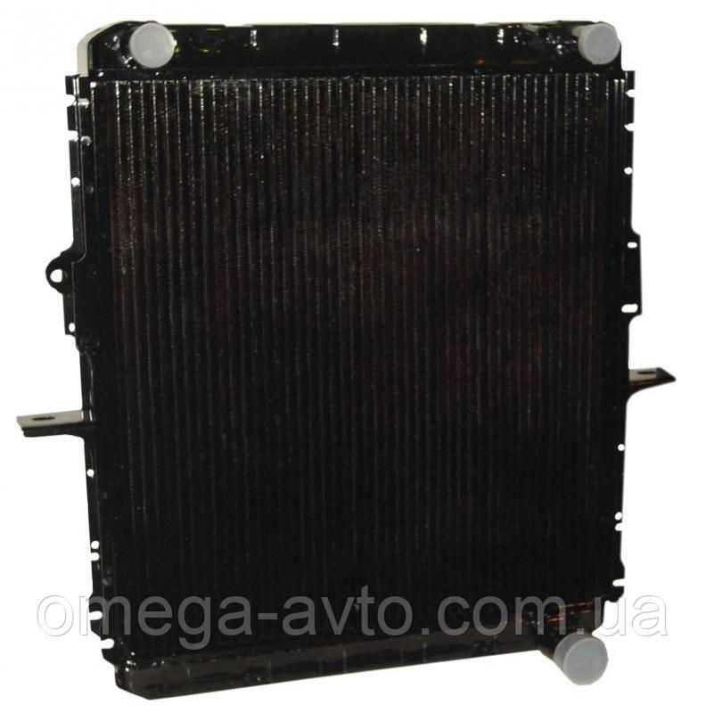 Радиатор охлаждения МАЗ (4-х рядн.) (пр-во ШААЗ)