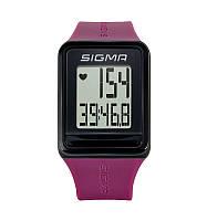 Монітор серцевого ритму Sigma Sport iD.GO Plum - 187425