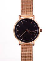 Жіночий годинник EvenOdd 17-0092 Gold Black - 189116
