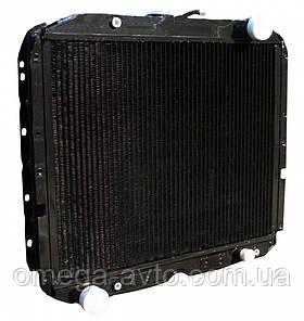 Радиатор УРАЛ-4320 4-х рядный (пр-во ШААЗ)