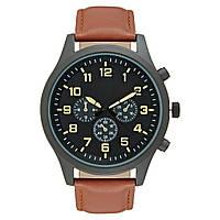 Чоловічий годинник Pier One PI952 MA07 Black - 188665