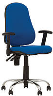 Кресло для персонала OFFIX GTR chrome