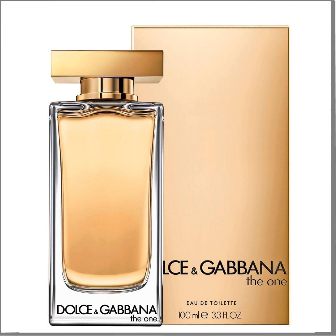 Dolce & Gabbana The One туалетная вода 100 ml. (Дольче Габбана Зе Уан)