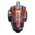 Пылесос вакуумный Blumberg DM-1602 мощность 3500 Вт контейнерный без мешка, фото 3