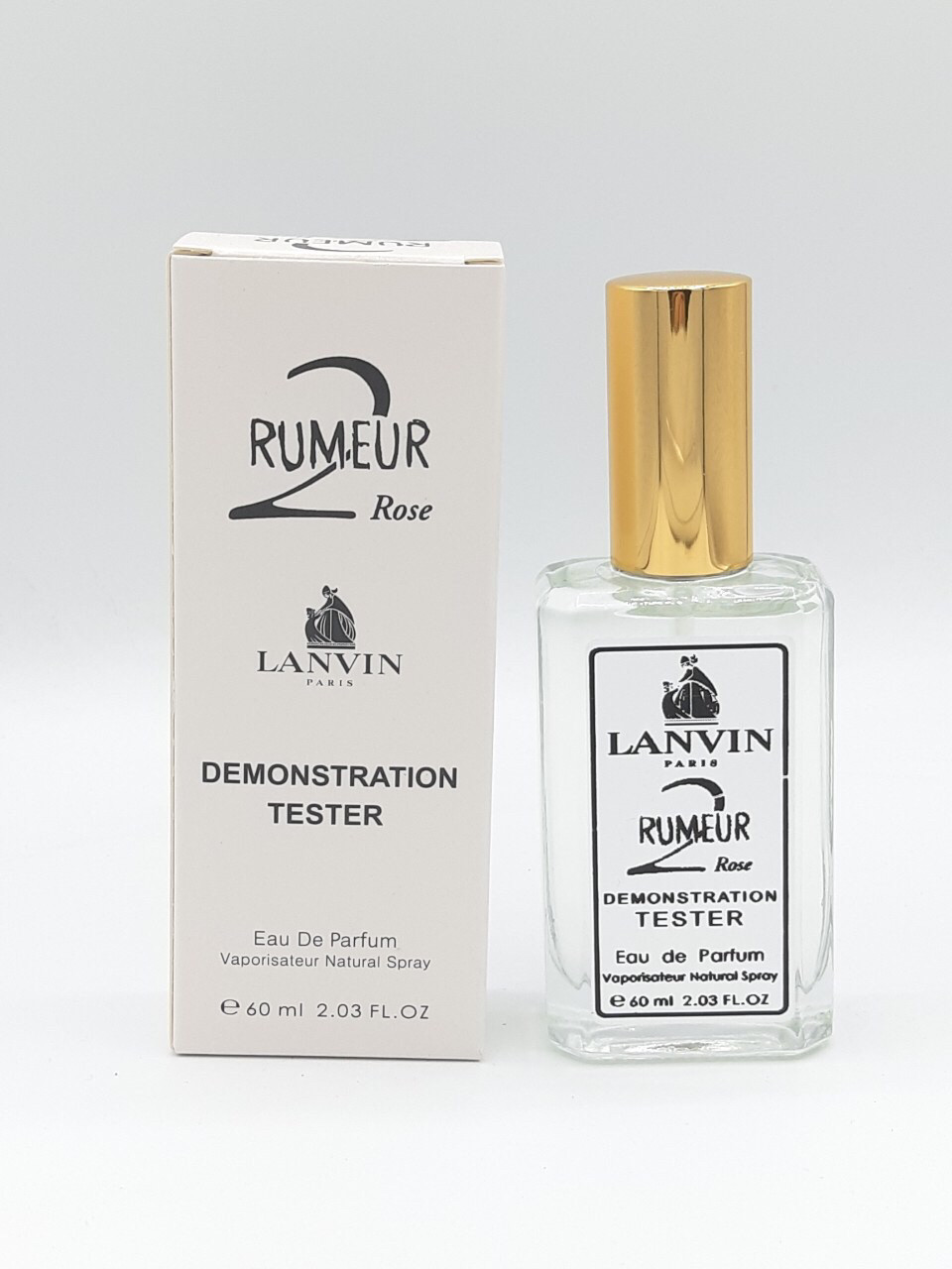 Женский тестер Lanvin Rumeur 2 Rose