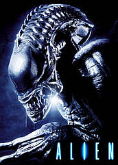 Плакат Alien